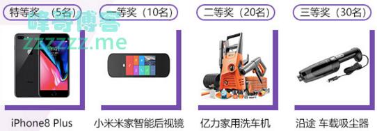 <汽车之家>北京汽车 预约试驾有礼(截止不详)
