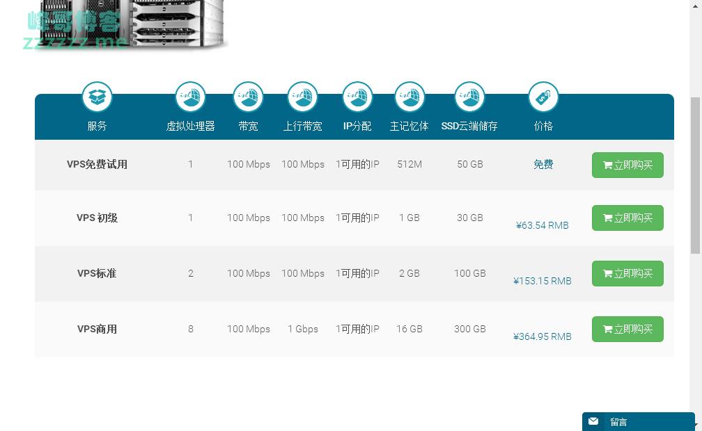 ISL香港免费VPS(可以无限撸)